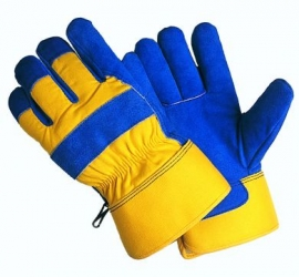 LEATHER PALM GLOVES (PR) 280I-UNTAG MC1183